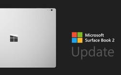 """Microsoft phát hành bản cập nhật Windows 10 khiến """"con ruột"""" Surface Book 2 dính lỗi màn hình xanh chết chóc"""
