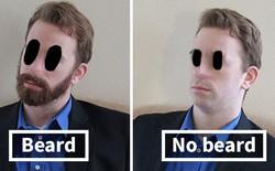 Bạn bảo để râu chơi Tinder dễ hơn đấy, anh chàng này làm luôn nghiên cứu khoa học xem có thật thế không
