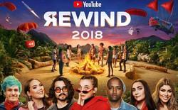 YouTube Rewind 2018: Lên sóng 14 giờ trước, hứng ngay 1,5 triệu dislike, Việt Nam lần đầu lọt Top Trending 2018