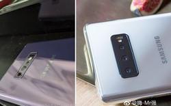 Galaxy S10 rò rỉ ảnh thực tế với hệ thống 3 camera sau