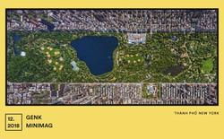 Làm sao để sống khỏe trong thành phố kém xanh?