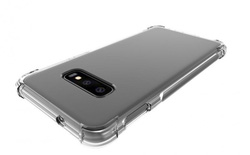 Galaxy S10 Lite xuất hiện với case bảo vệ, xác nhận thiết kế màn hình phẳng