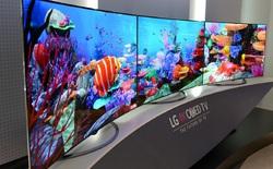 Các ông lớn công nghệ đua nhau giảm giá TV cao cấp để hút khách hàng và tạo lợi thế cạnh tranh