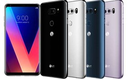 LG sẽ ra LG V30 mới trang bị AI thay cho LG G7 tại MWC 2018