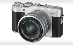 Fujifilm giới thiệu máy ảnh X-A5 và ống kính kit mới: nhỏ gọn hơn, lấy nét theo pha, quay phim 4K