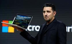 Ra mắt tới ba sản phẩm mới trong năm 2017 nhưng mảng máy tính Surface của Microsoft gần như không tăng trưởng