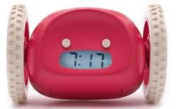 5 chiếc đồng hồ báo thức siêu đặc biệt dành riêng cho những ai hay có thói quen ngủ nướng
