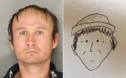 Bị cư dân mạng chê cười, bức phác họa nguệch ngoạc này vẫn giúp cảnh sát tìm ra nghi phạm