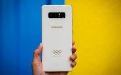 Ủy ban Olympic Quốc tế không cho phép các vận động viên Iran và Triều Tiên mang Samsung Galaxy Note 8 về nước