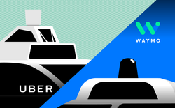 Uber từ chối yêu cầu bồi thường 500 triệu USD từ Waymo