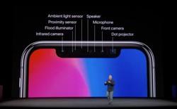 """Microsoft hé lộ bằng sáng chế mới có thể giúp Apple thu nhỏ """"cái rãnh"""" trên iPhone X"""