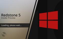Microsoft bắt đầu tiến hành lập trình và thử nghiệm bản build đầu tiên của Windows 10 Redstone 5