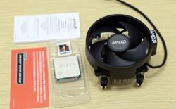 """Đập hộp APU Ryzen 3 2200G và Ryzen 5 2400G của AMD: """"Cứu tinh"""" của game thủ giữa mùa bão giá VGA"""