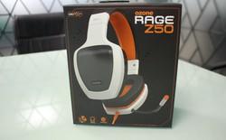 """Đánh giá tai nghe chơi game Ozone Rage Z50: Món """"đồ chơi"""" đầy màu sắc của game thủ"""