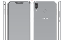 ASUS Zenfone 5 lộ diện, thiết kế giống hệt iPhone X và có cả tính năng nhận diện khuôn mặt