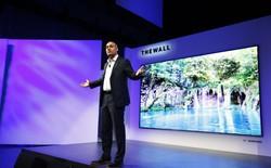 Samsung hợp tác với Sanan (Trung Quốc) để sản xuất TV micro LED thế hệ tiếp theo