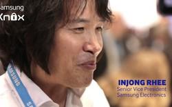 Knox - cha đẻ của Bixby sẽ rời Samsung để gia nhập Google