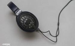 Trên tay tai nghe Sennheiser x Massdrop HD6xx: Huyền thoại tái sinh