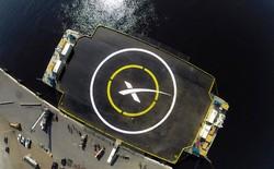 Elon Musk tiết lộ lý do tại sao tên lửa đẩy trung tâm của Falcon Heavy không thể hạ cánh thành công