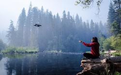 Không cần nhiếp ảnh gia, chiếc drone này có thể tự theo chân và chụp ảnh cho bạn