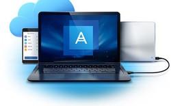 Dùng thử Acronis Ransomware Protection, sự kết hợp giữa chống Ransomware và sao lưu dữ liệu trên Windows 10