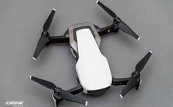 Đập hộp drone DJI Mavic Air đầu tiên tại Việt Nam, nhỏ bằng bằng iPhone X, gắn mác đồ chơi 18+