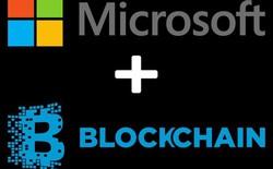 Microsoft đang phát triển công nghệ blockchain, nhưng không phải cho tiền mã hóa