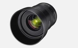 Samyang giới thiệu ống kính XP 50mm F/1.2: hỗ trợ độ phân giải 50 MP và quay phim 8K