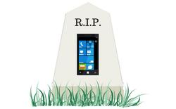 Microsoft chính thức đóng đinh vào cỗ quan tài Windows Phone bằng chính sách mới