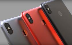 Concept Xiaomi Mi A2 (6X) với thiết kế màn hình toàn mặt trước tuyệt đẹp
