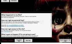 Xuất hiện ransomware Annabelle với khả năng qua mặt các chương trình bảo mật để mã hóa dữ liệu người dùng