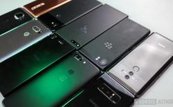 Lần đầu tiên trong lịch sử, doanh số bán smartphone trên toàn cầu sụt giảm
