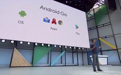 Google sẽ trình làng nhiều dòng smartphone mới chạy Android One và Android Go tại MWC 2018