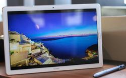 [MWC 2018] MediaPad M5 của Huawei là chiếc máy tính bảng đầu tiên có màn hình cong
