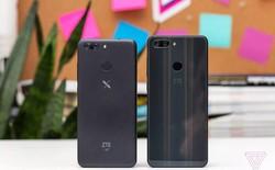 [MWC 2018] ZTE trình làng 2 smartphone Blade mới với camera kép, lưng bằng kính, màn hình 18:9
