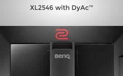BenQ giới thiệu màn hình chơi game Zowie XL2546 tần số quét 240Hz cùng công nghệ hình ảnh DyAc