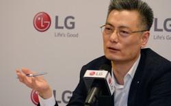 LG: tháng tới chúng tôi sẽ giới thiệu smartphone cao cấp mới