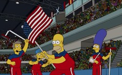 """Lại một lần nữa, bộ phim """"Gia đình Simpson"""" đoán đúng được kết quả Olympic mùa đông 2018 từ cách đây 8 năm"""