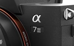 Sony A7 III ra mắt: Cảm biến Full Frame 24 MP, quay video 4K, thừa hưởng nhiều công nghệ từ A7R III