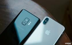 So sánh nhanh camera Galaxy S9 và iPhone X: Ngôi vương chụp hình mới đã có chủ