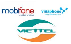 Hôm nay, 28/2, ba nhà mạng lớn của Việt Nam sẽ khuyến mại trả trước 50% lần cuối cùng
