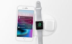 Apple nhận bằng sáng chế hộp sạc không dây phong cách AirPods cho Apple Watch