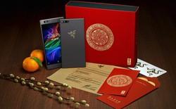 Razer Phone Gold Edition, phiên bản đặc biệt chào mừng tết âm lịch đã chính thức ra mắt, giá không đổi