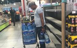 Cape Town, Nam Phi đang dần cạn kiện nước, doanh nhân bán hàng online chớp thời cơ để kiếm lời
