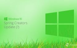 Sau Fall Creators Update, bản cập nhật lớn tiếp theo của Windows 10 sẽ được gọi là Spring Creators Update?