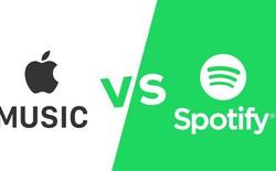 Apple Music sẽ sớm vượt mặt đối thủ Spotify, trở thành dịch vụ nghe nhạc trực tuyến số 1 tại Mỹ