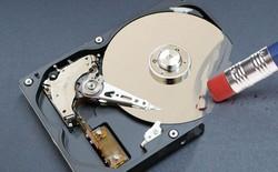 Chuyện gì xảy ra khi bạn cố xoá sạch ổ cứng bằng một...cục nam châm?