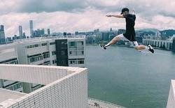 Lao nhanh trên sân thượng, nhảy qua các tòa nhà đầy nguy hiểm, 3 thanh niên khiến netizen Trung phẫn nộ vì hành động dại dột