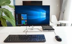 """Desktop Mini – Chiếc PC """"biến hình"""" cho mọi nhu cầu sử dụng"""