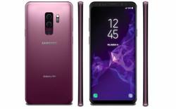 Samsung Galaxy S9 và S9+ lộ diện với màu tím Lilac Purple tuyệt đẹp